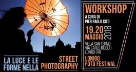 PIER PAOLO CITO: LA LUCE E LE FORME NELLA STREET PHOTOGRAPHY (LFF 2018)